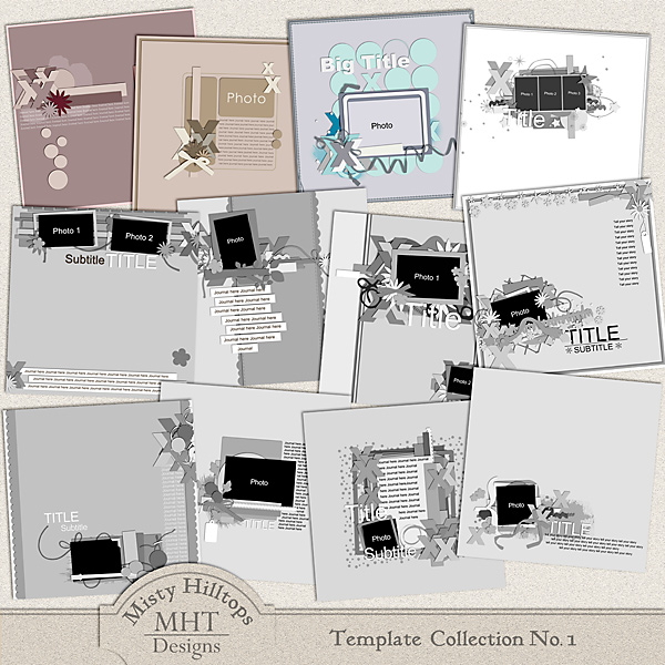 template, freebie, Misty Hilltops Designs
