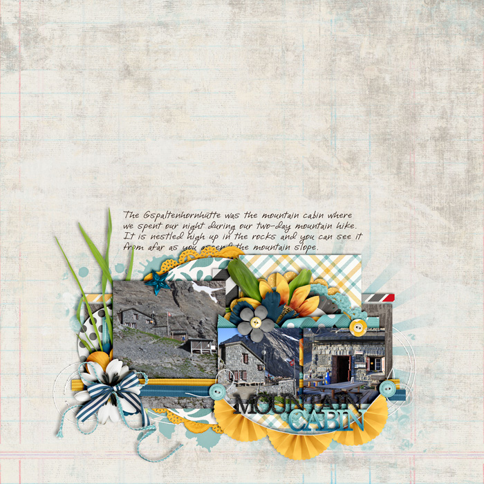 scrapbook layout, outdoor, weather
