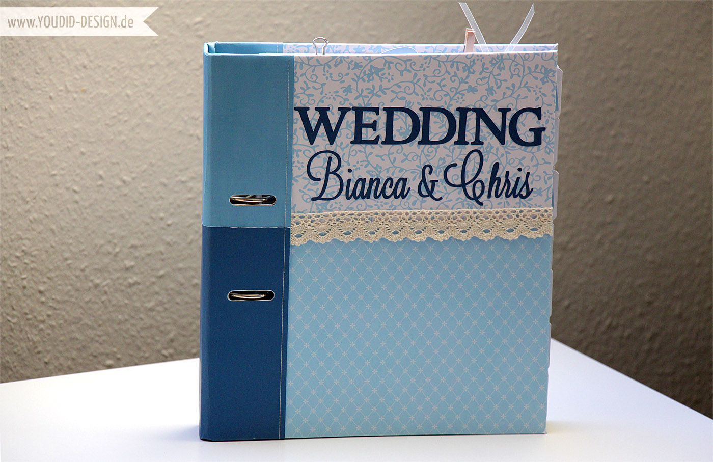 150730 Weddingplanner-with-printable-Scrapbooking-Paper