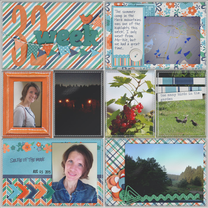 scrapbooking, journaling card
