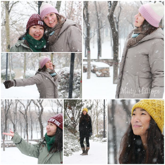 winter, snow, portrait photography, snow