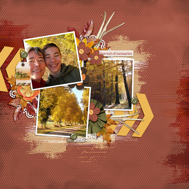 Autumn Song freebie by Misty Hilltops Designs