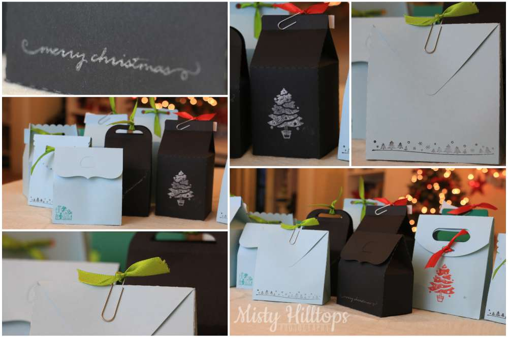 diy paper bags and boxes, silhouette cameo