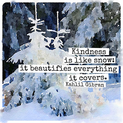 quote, kahlil gibran, beauty of kindness